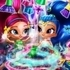 Shimmer and Shine Wardrobe Cleaning